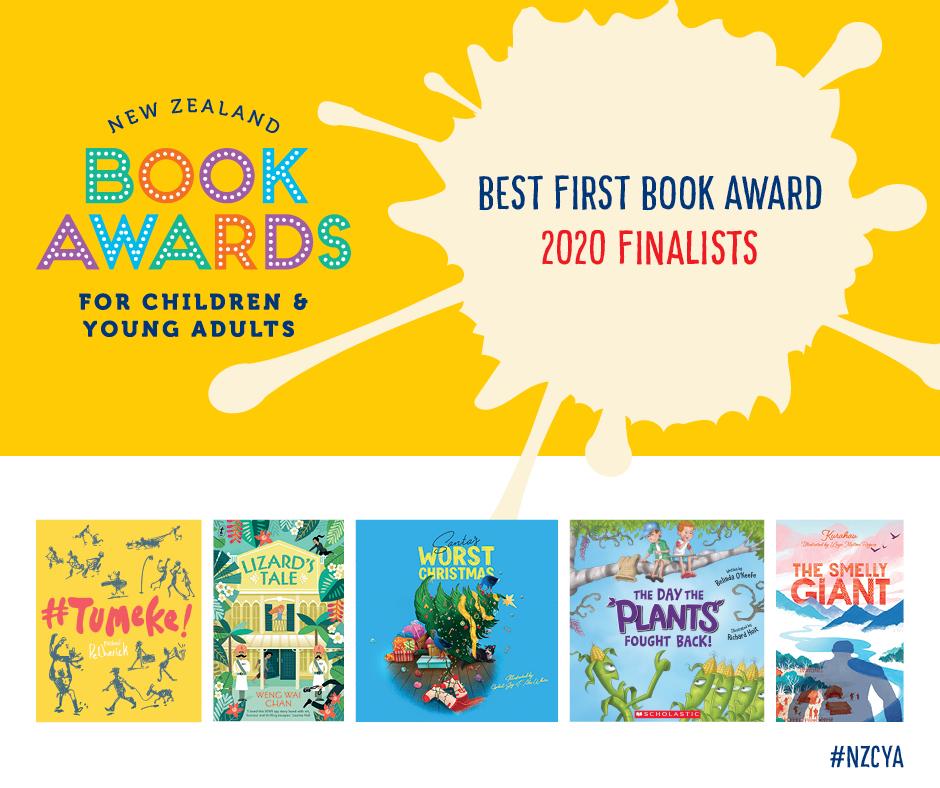 Best First Book Award