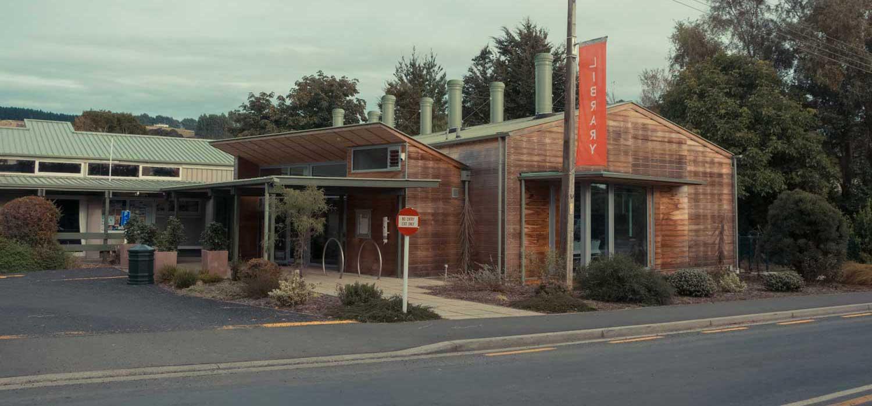 Blueskin Bay Library