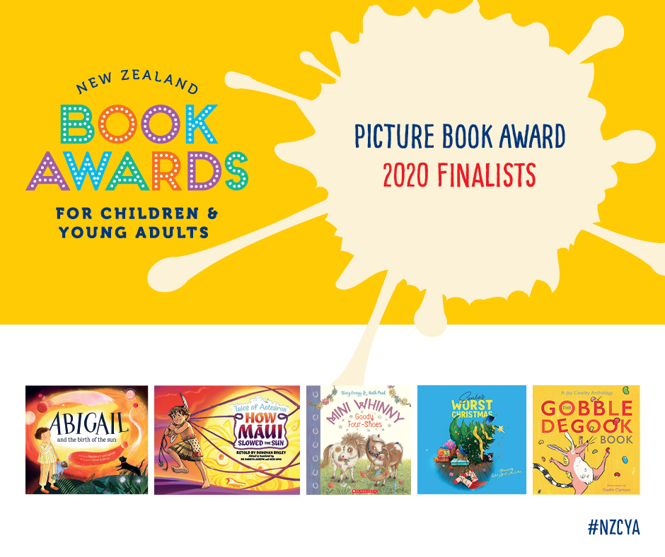 Picture Book Award 2020