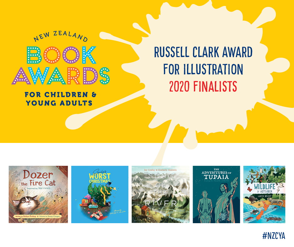 Russell Clark Award for Illustration